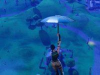 ¿Cómo conseguir el paraguas en Fortnite Battle Royale?