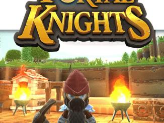 portal knights guerrero