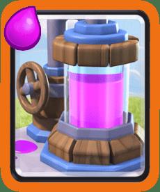 recolector de elixir