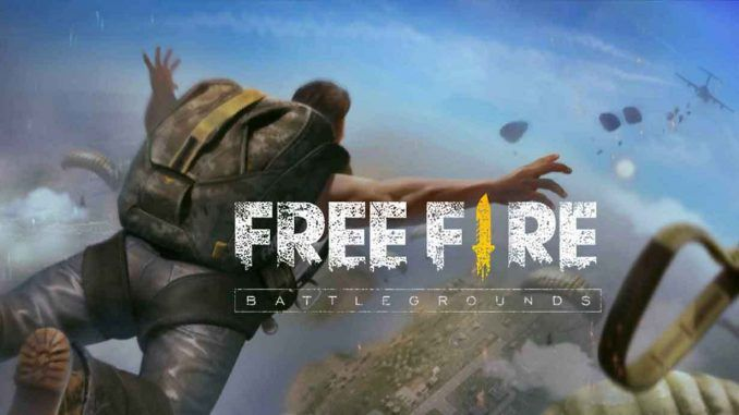 Descargar free fire battlegrounds