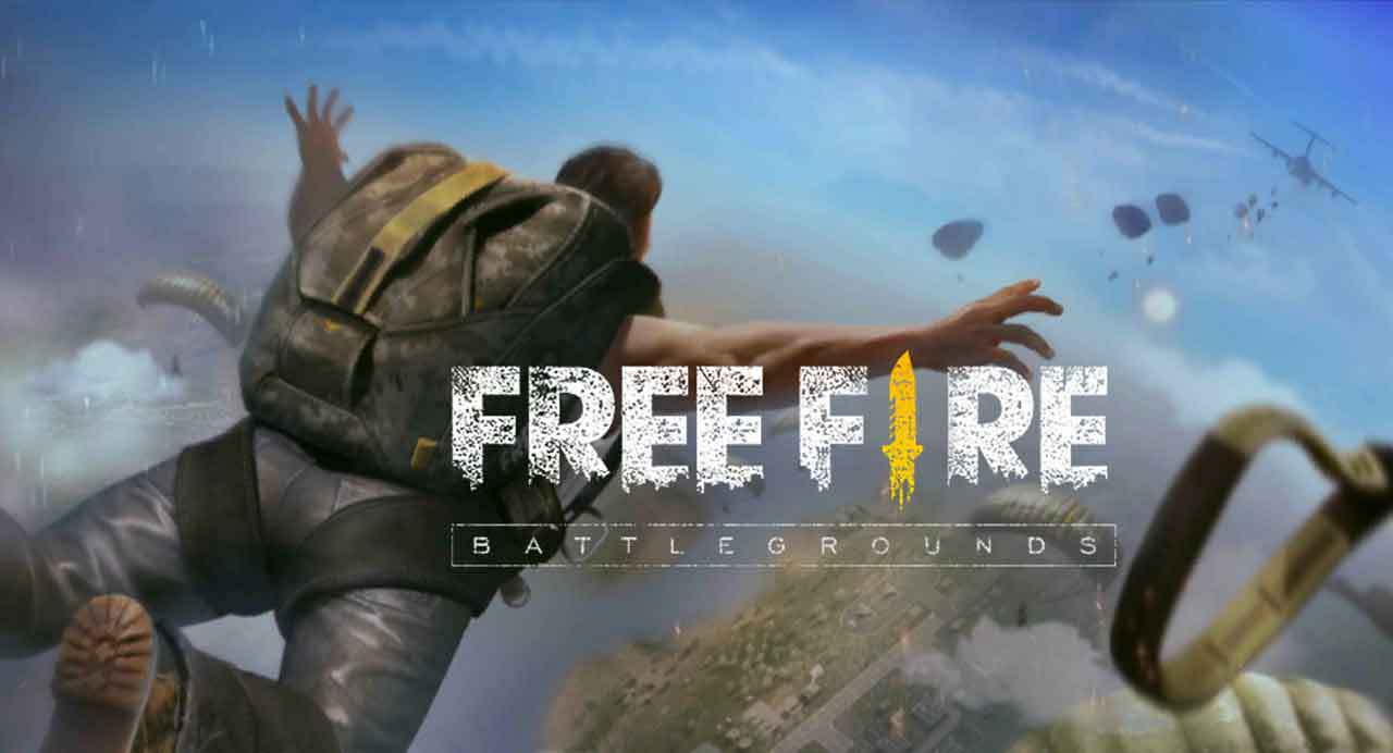 Descargar free fire battlegrounds pc