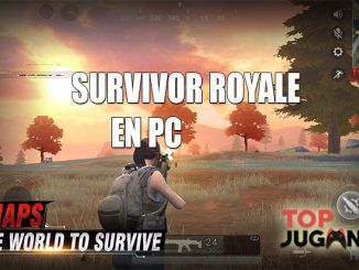 descarga gratis survivor royale en pc