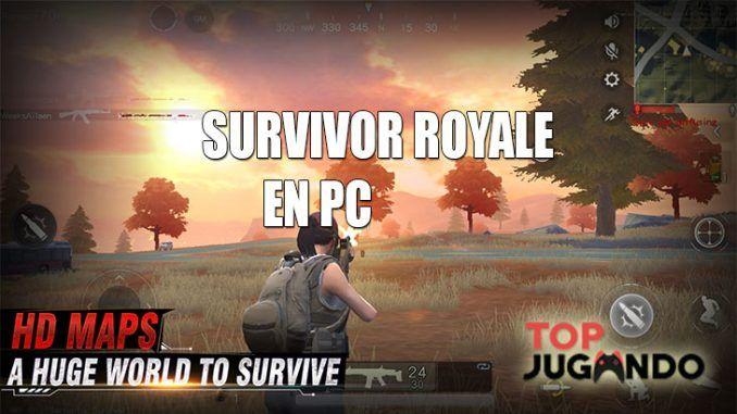 descarga gratis survivor royale en pc