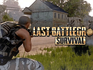 Last battleground survival