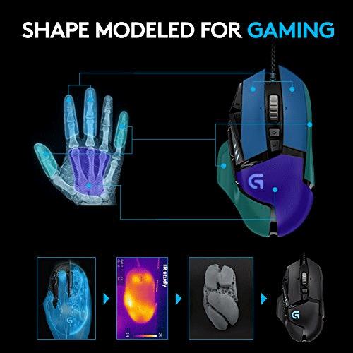 Review del Logitech G502 - El ratón Gaming perfecto para este 2019 1