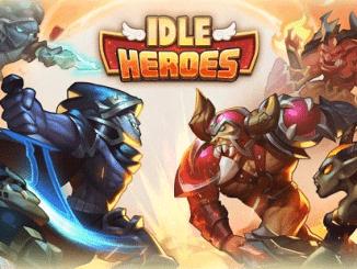 Jugar idle heroes en ordenador