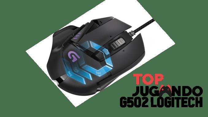 review logitech 502