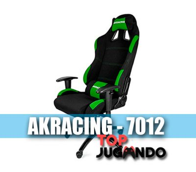 Silla Gamer AK Racing 7012
