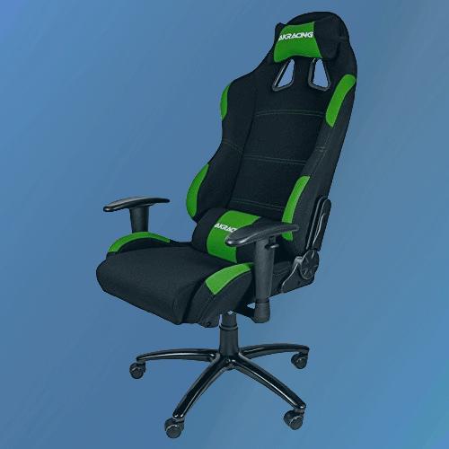 Review de la mejor silla para gamers AK 7012
