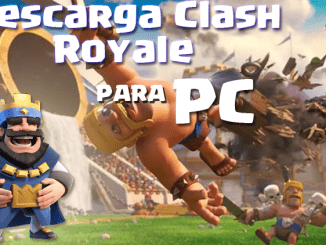 descarga clash royale pc