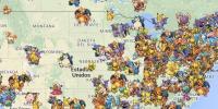 Los mejores mapas y radares para Pokémon GO online – Actualizado 2018