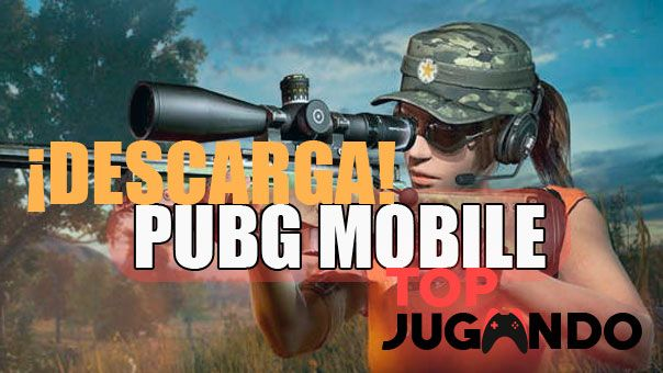 descarga pubg mobile facil para pc