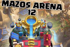 Mazos de Arena 12