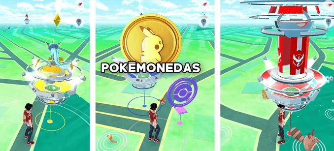 conseguir pokemonedas y funcionamiento