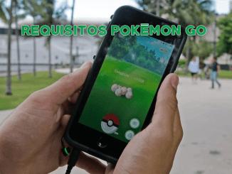 requisitos de pokemon go en los móviles