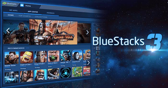 Configuracion de bluestacks