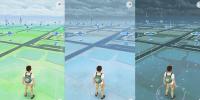 El clima en Pokémon GO