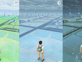 efectos del Clima en Pokémon go