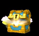 Cofre de oro