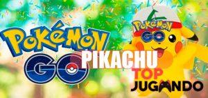conseguir a pikachu en pokémon go de una forma muy sencilla al iniciar la partida