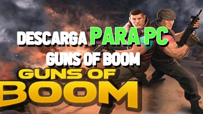 Guns of boom pc 2018
