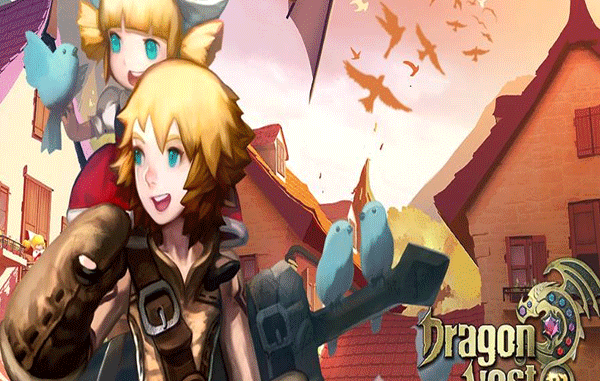 Descarga Dragon nest M para pc