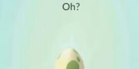 Los huevos en Pokémon Go