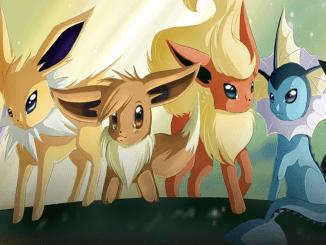 Evoluciones de Eevee en Pokémon Go