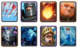 Giant Double Prince deck