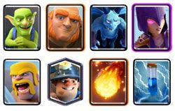 giant miner deck for arena 6
