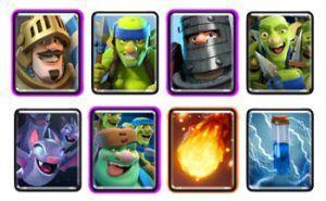 Goblin Giant Double Prince deck