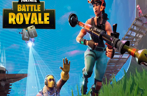 Guia fortnite Battle Royale