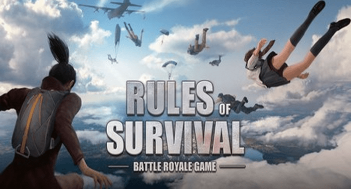 Rules of survival juego