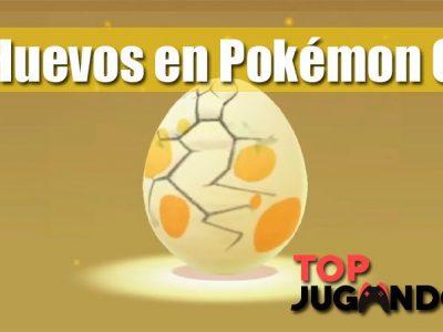 Toda la información de los huevos en Pokémon Go