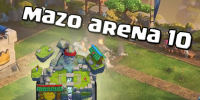 Mazos de Arena 10