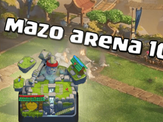 Mazo arena 10