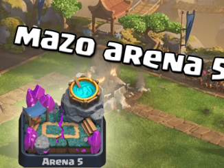 Mazo arena 5