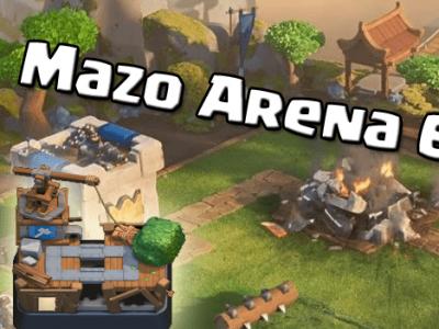 Mazos de Arena 6