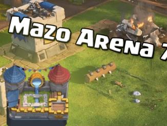 Mazo arena 7