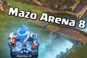 Mazos de Arena 8