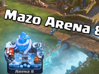 Mazo arena 8