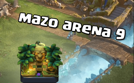 Mazo arena 9