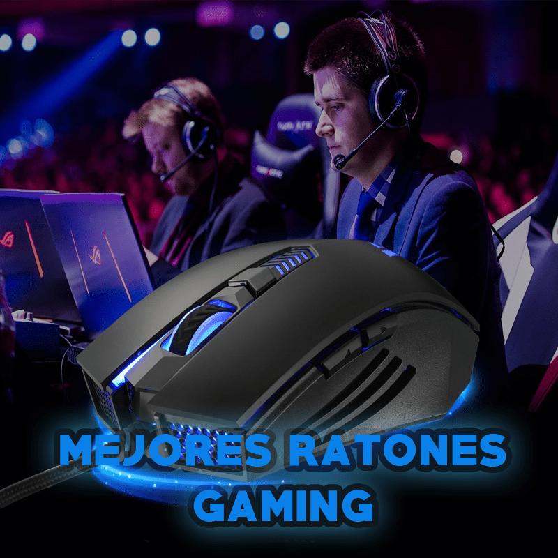 Mejores ratones para gaming