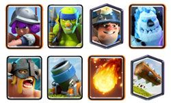 Miner Mortar Elite Barbarians deck