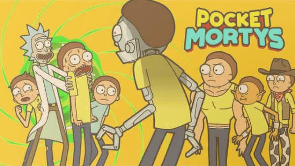 Pocket Mortys para pc