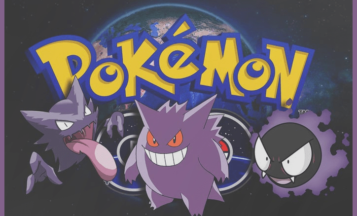 Pokemon fantasma pokemon go