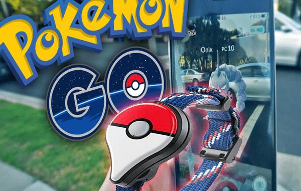 pulsera de pokemon go +