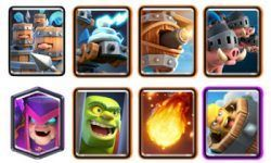 Royal Hogs Mother Witch deck