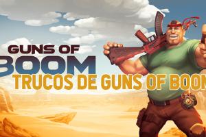 Guía y Trucos de Guns of Boom en el 2018