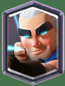 Arquero mágico clash royale